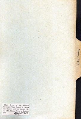 Pages 211-212: Crowe, Elgin