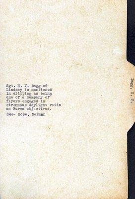 Page 3: Dagg, H. V.