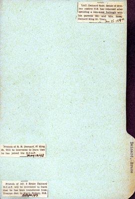 Page 5: Dainard, Robert Bruce