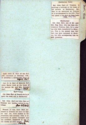 Page 13: Dart, Glen
