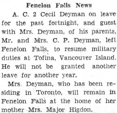 Page 79: Deyman, Cecil