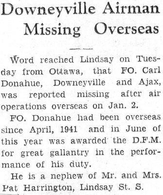 Page 107: Donahue, Carl Joseph