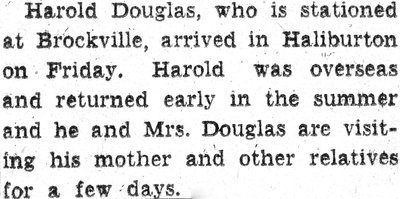 Douglas, H.