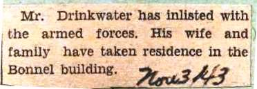 Page 119: Drinkwater, R. B.