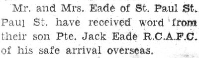 Eade, J.
