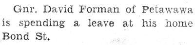 Forman, D.J.