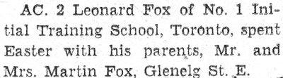 Fox, L.