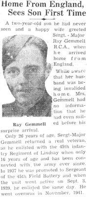 Gemmill, R.