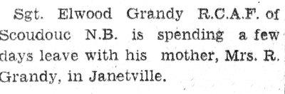 Grandy, E.