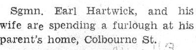 Hartwick, E.