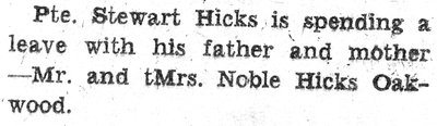 Hicks, S.