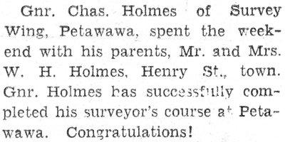 Holmes, C.