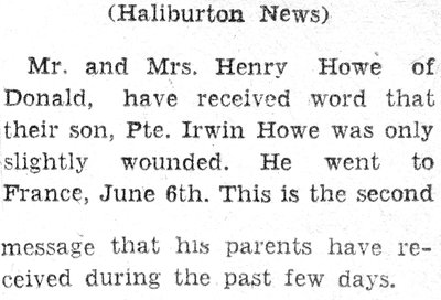 Howe, I.