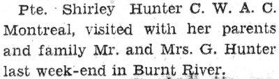 Hunter, S.