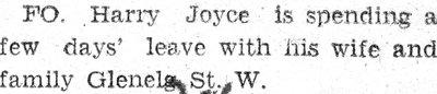 Joyce, H.