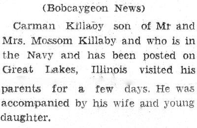 Killaby, C.