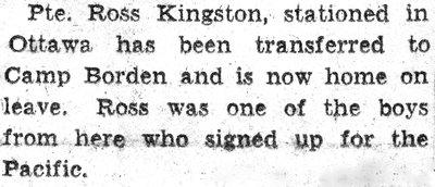 Kingston, R.