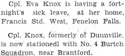 Knox, E.