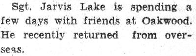 Lake, J.