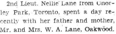 Lane, N.