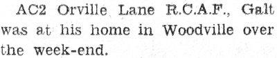 Lane, O.