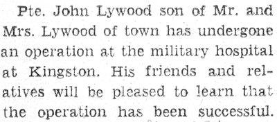 Lywood, J.
