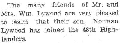 Lywood, N.