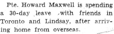 Maxwell, H.