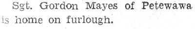 Mayes, G.