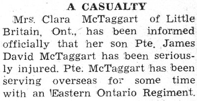 McTaggart, J.