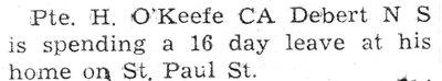 O'Keefe, H.