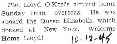 O'Keefe, L.