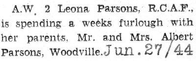 Parsons, L.