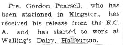 Pearsell, G.