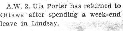 Porter, U.
