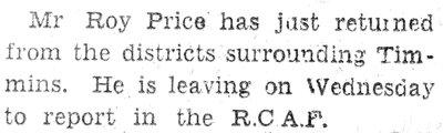 Price, R.
