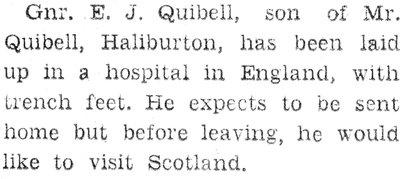 Quibell, E.J.