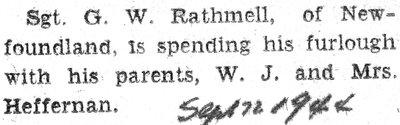 Rathmell, R.