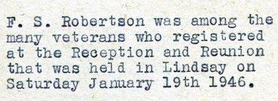 Robertson, F.A.