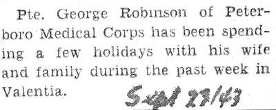 Robinson, G.