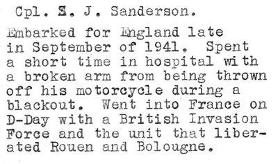 Sanderson, S.J.
