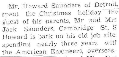 Saunders, H.