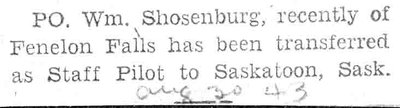 Shosenburg, W.