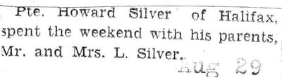 Silver, H.