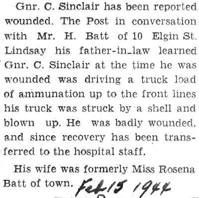 Sinclair, C.
