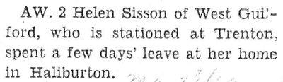 Sisson, H.