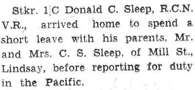 Sleep, D.C.