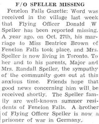 Speller, D.W.