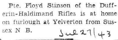 Stinson, F.