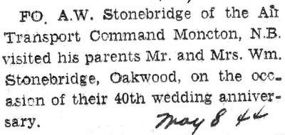 Stonebridge, A.W.